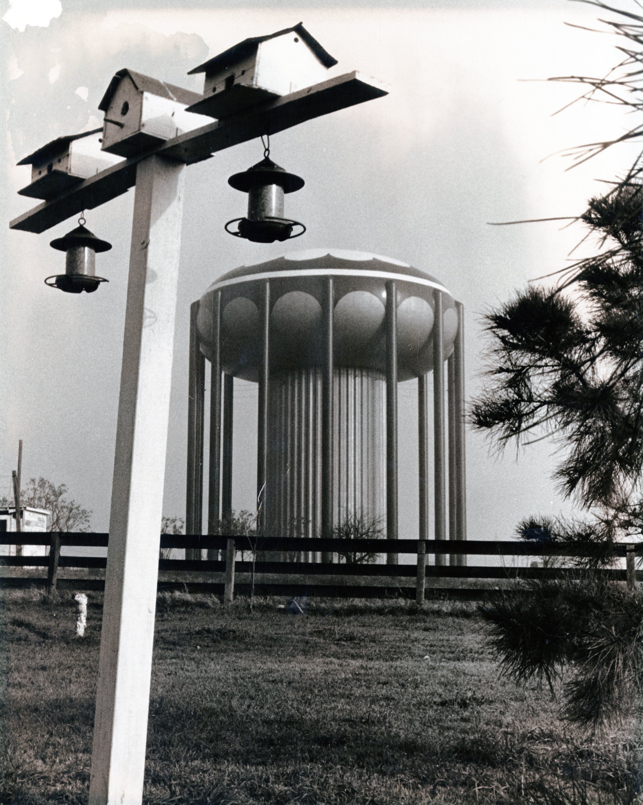 Water Tower, Photograph
