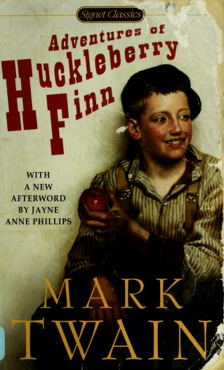 Cover of: Adventures of Huckleberry Finn | Mark Twain