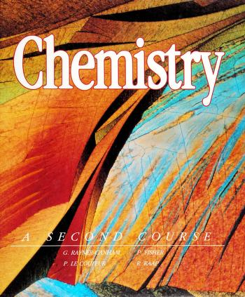 Cover of: Chemistry, a second course | G. Rayner-Canham ... [et al.].