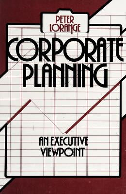 Cover of: Corporate planning | Peter Lorange