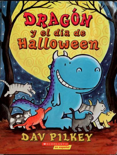 Dragón y el día de Halloween by Dav Pilkey