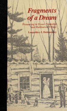 Cover of: Fragments of a dream | Leopolda z L. Dobrzensky