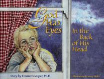 Cover of: God has eyes in the back of his head | Emmett Cooper