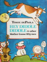 Cover of: Hey Diddle Diddle and Other Mother Goose Rhymes   Jean Little