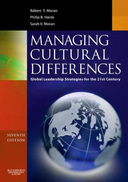 Managing cultural differences by Robert T. Moran