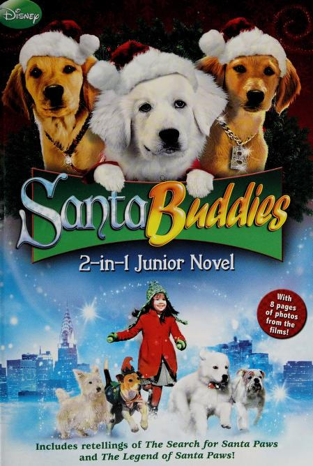 Santa buddies by Cathy Hapka