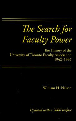 Cover of: The Search for Faculty Power | William H. Nelson, William H. Nelson