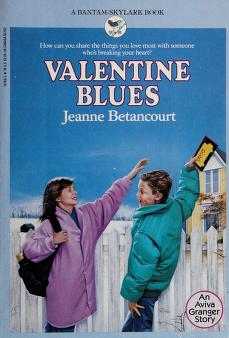Cover of: Valentine blues | Jeanne Betancourt